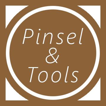 Pinsel und Tools