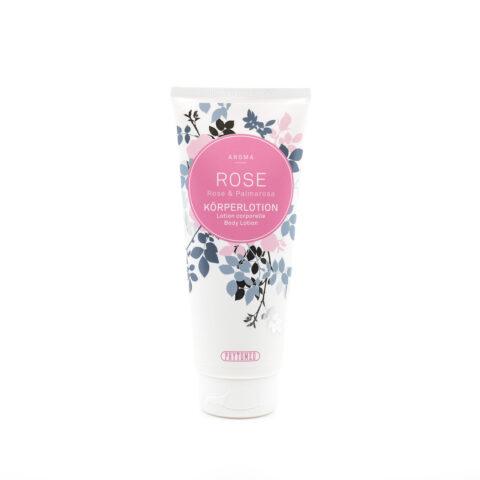 Rose Aroma Koerperlotion
