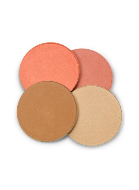 kylie s professional mineral goddess pressed cheeky palette refills