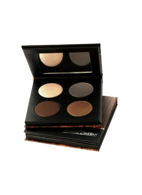 kylies professional mineral pressed eyeshadow chic palette