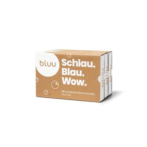 Bluu 180 Waschstreifen Ohne Duft