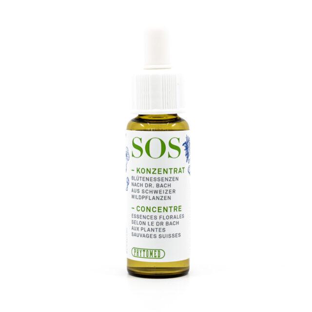 Phytomed SOS Konzentrat Nach Dr. Bach